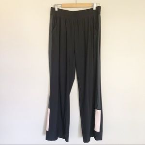 Sweaty Betty Wide Leg Draped Trouser Track Pant XL